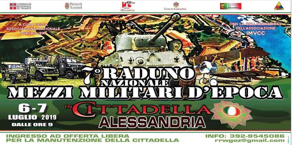 Eventi in Cittadella. 7° Raduno Nazionale Mezzi Militari d'Epoca. Servizio fotografico a cura di Maurizio Coscia(Sargon)