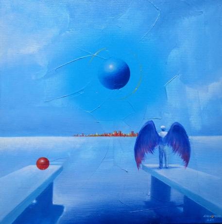 Dipinto di Gianni Gianasso