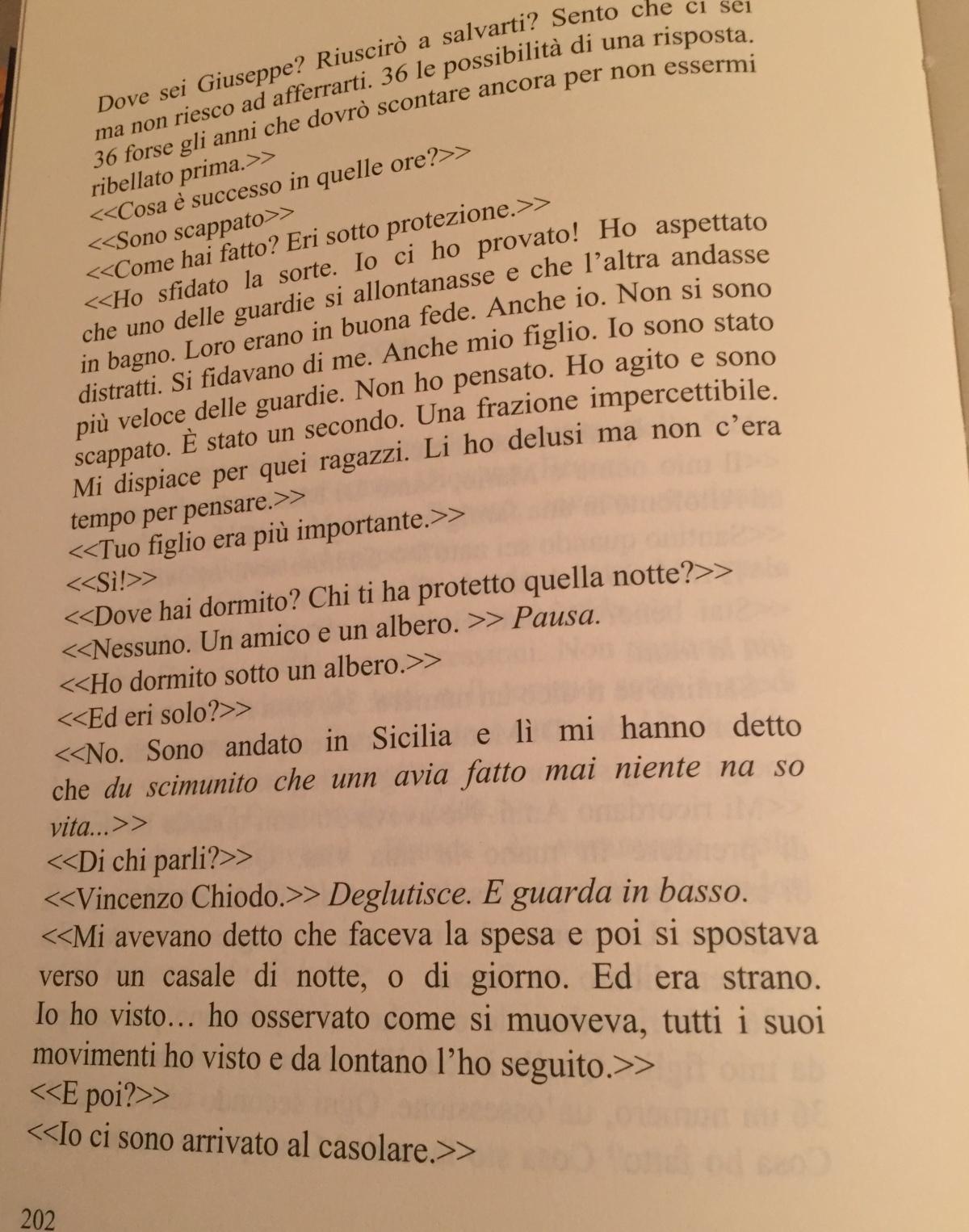 Santino Di Matteo siracconta