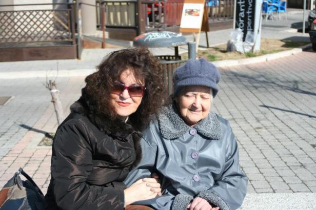 io e mamma