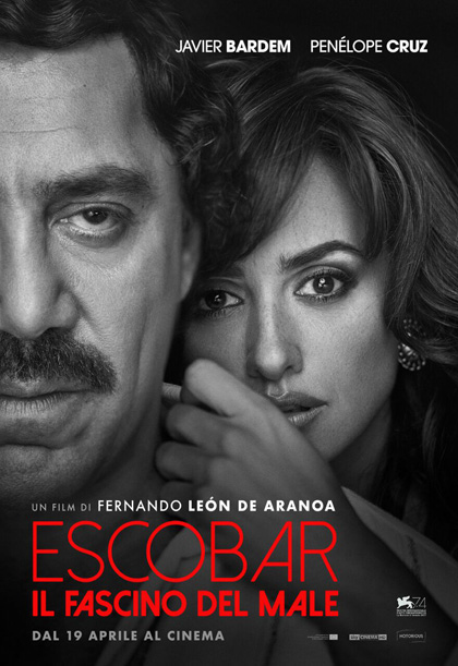 Spettacolo&Cinema. Pablo Escobar, il fascino del male. Recensione di Maurizio Coscia(Sargon)