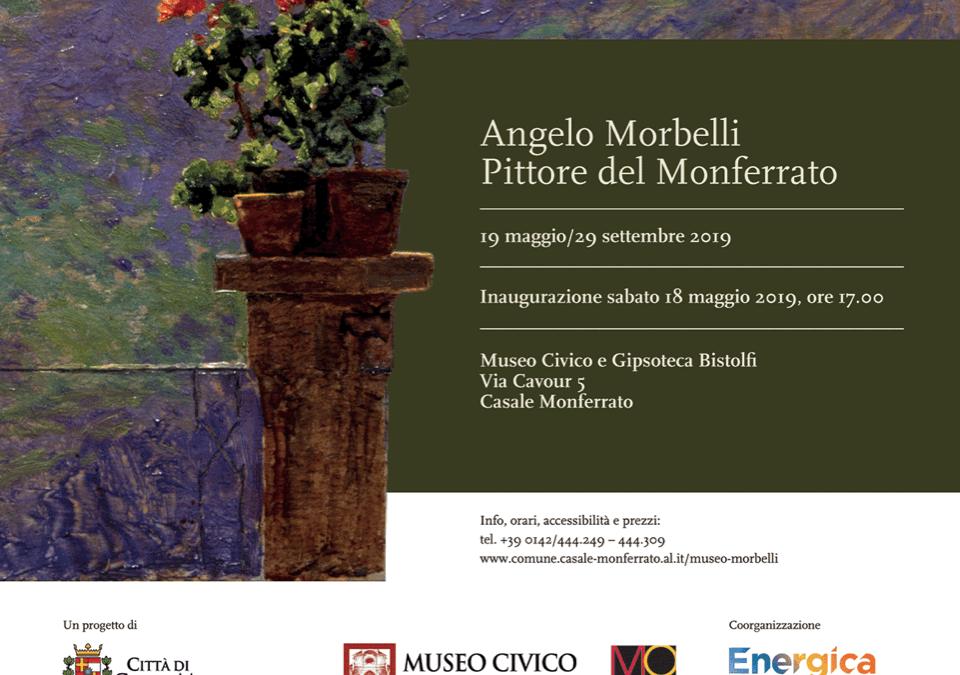 """""""Angelo Morbelli, Pittore del Monferrato"""" a Casale Monferrato fino al 29 settembre, di BrunoVolpi"""