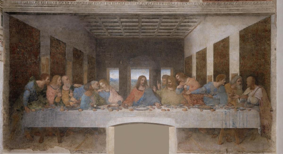 """""""L'Arte raccontata nei libri"""" e gli Enigmi dell'Ultima Cena di Leonardo DaVinci"""