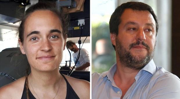 Il caso Sea Watch continua: Carola Rackete querela il ministro MatteoSalvini!