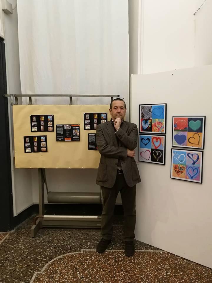 Arti visive. Fabio Gagliardi, esponente artistico alessandrino. Articolo a cura di Maurizio Coscia(Sargon)