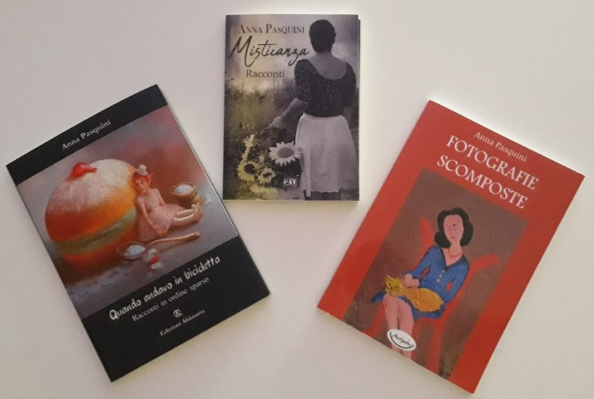 Anna Pasquini libri