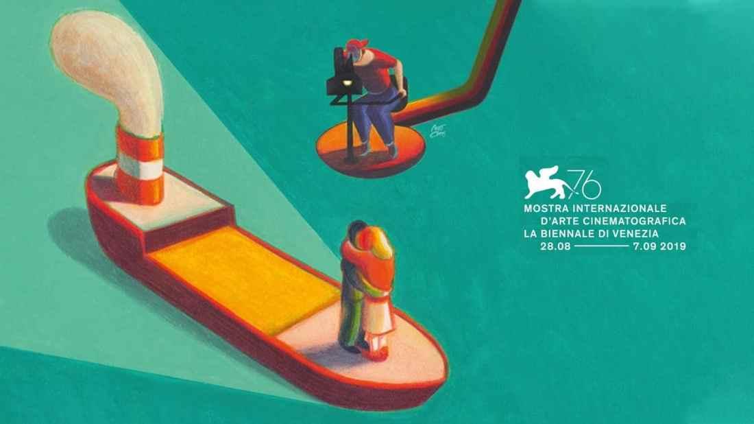 BANNER 76. Mostra Internazionale d'Arte Cinematografica di Venezia