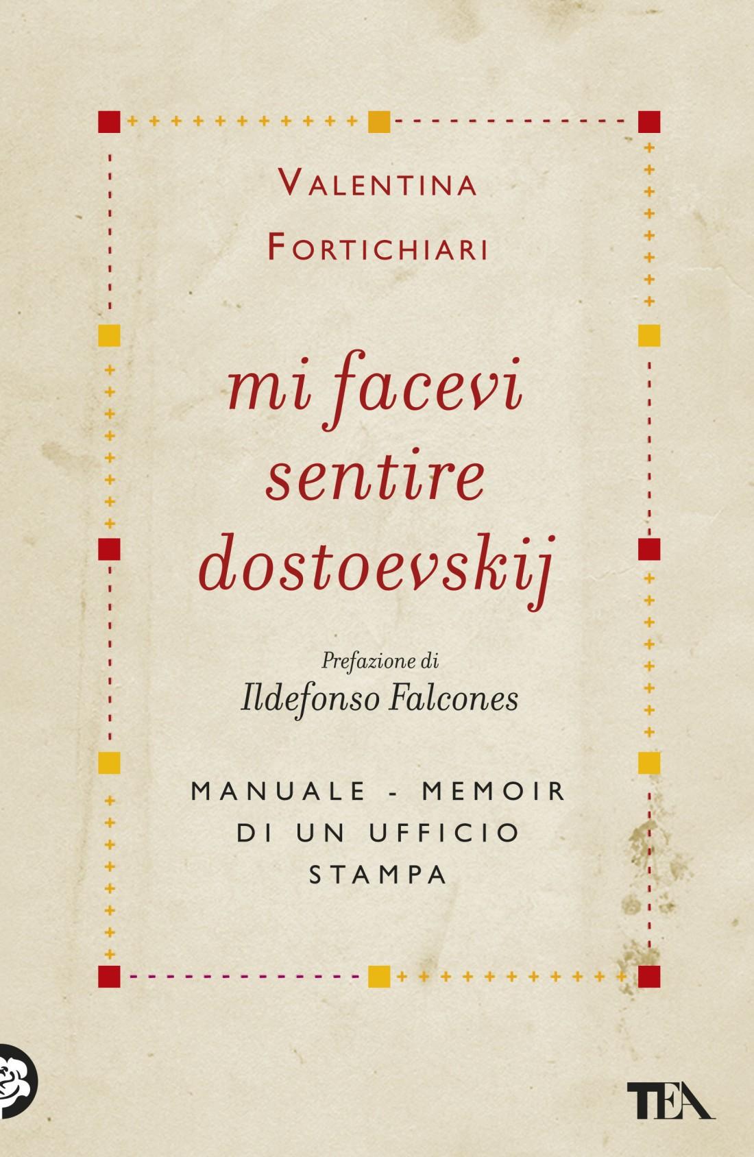 Cover Mi facevi sentire Dostoevskij.jpg