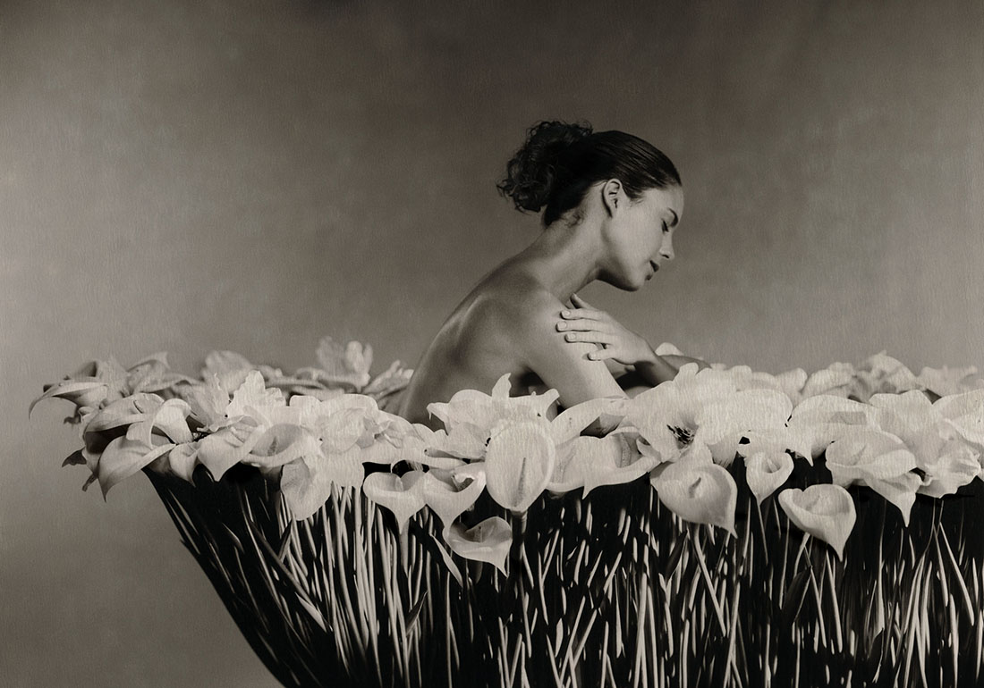 Flower-Girl-by-Marc-Lagrange