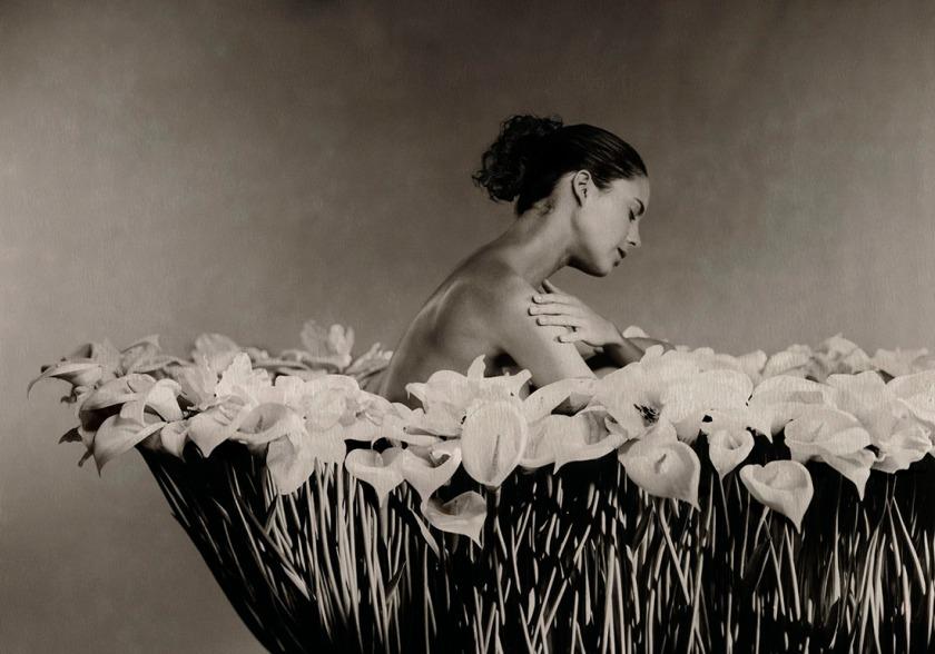 Flower-Girl-by-Marc-Lagrange