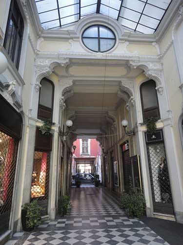 Galleria Guerci - Alessandria