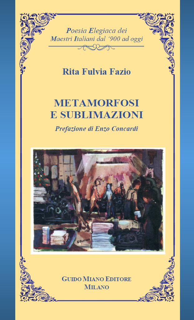Rita Fazio Rita Fulvia 2019 [EL] - Metamorfosi e sublimazioni [fronte]