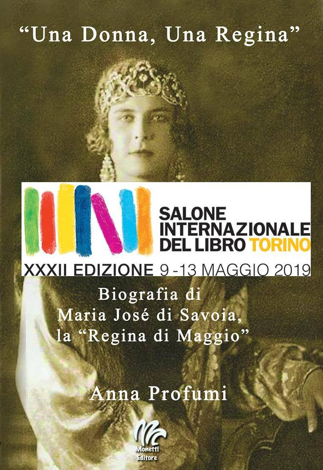 Una donna,una regina Salone Torino