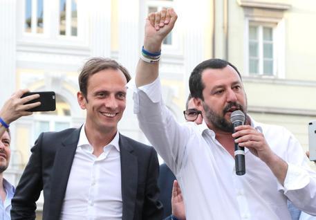 >>>ANSA/ Di Maio-Salvini,sullo sfondo ipotesi per governo o voto