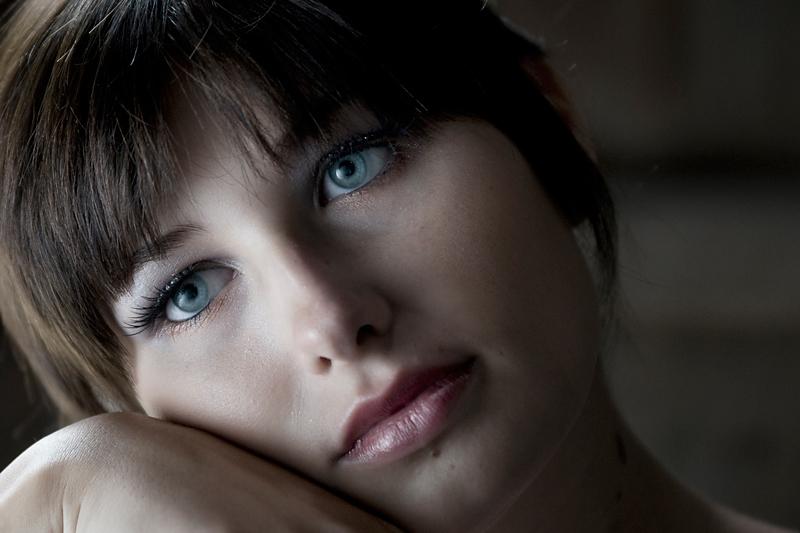donna sognante