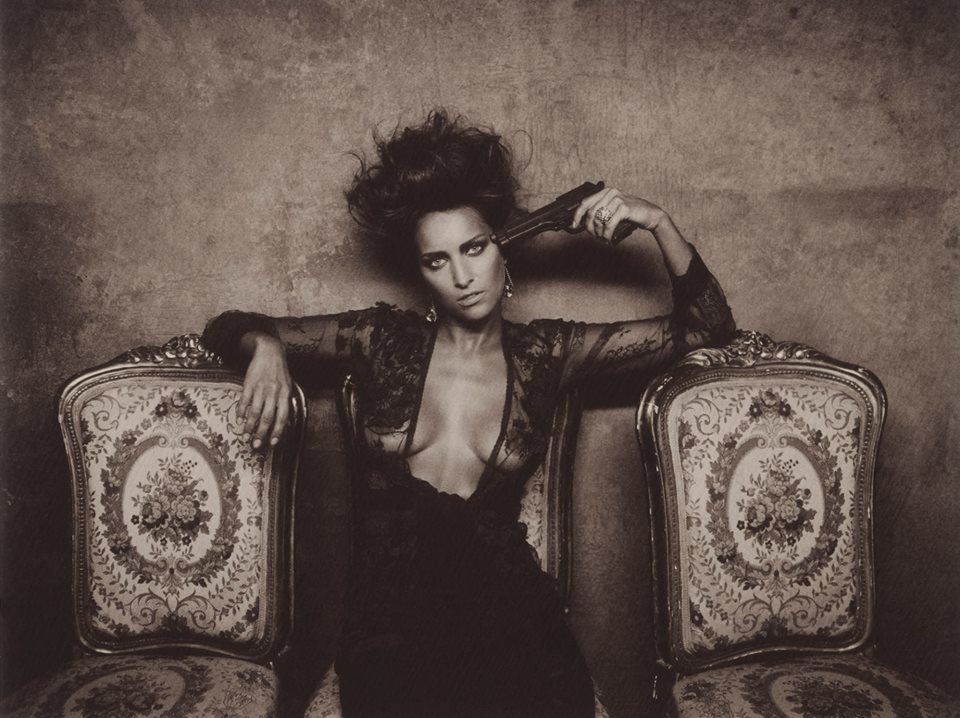 Marc Lagrange NYMinute Polaroid 2011