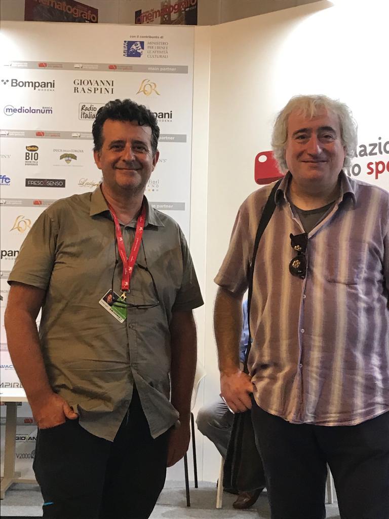 Sabato 31 Agosto 2019 Presentazione Ufficiale del Programma Festival Adelio Ferrero Cinema e Critica 36° 8
