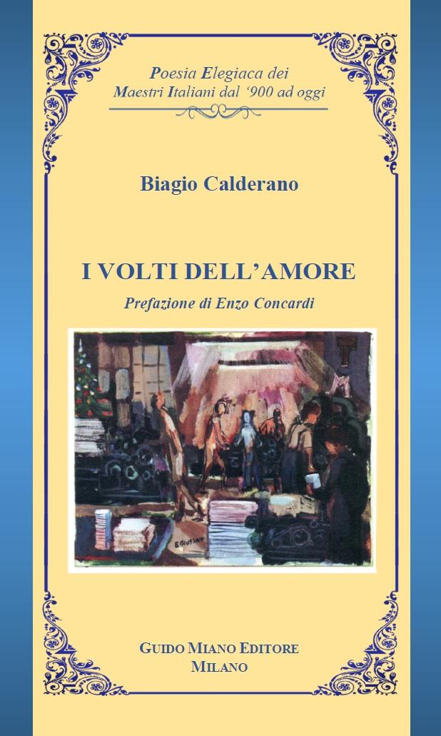 1 Calderano Biagio 2019 [EL] - I volti dell'amore [fronte]
