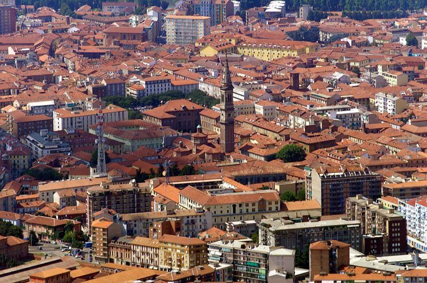 Alessandria panorama