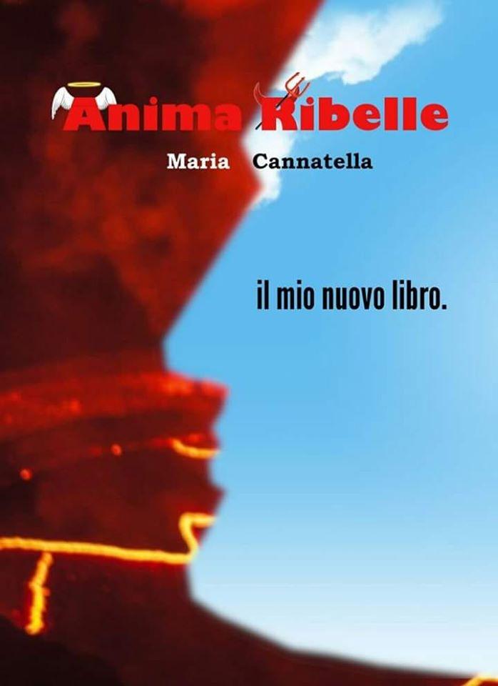 La Poetessa E Scrittrice Maria Cannatella Si Presenta Ai