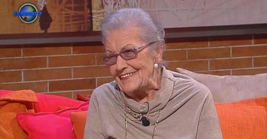 Ci Ha Lasciati Elda Lanza Prima Presentatrice Tv E Grande Scrittrice