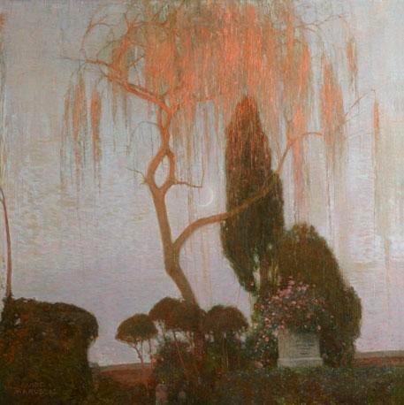 2016-01-30. Guido Marussig - Salice piangente - 1907