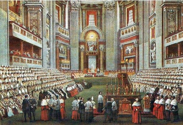 Risultati immagini per concilio vaticano i