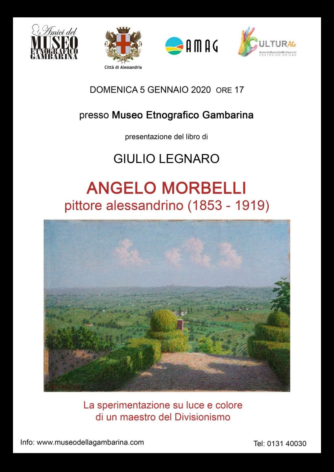 Angelo Morbelli, pittore alessandrino – Alessandria today