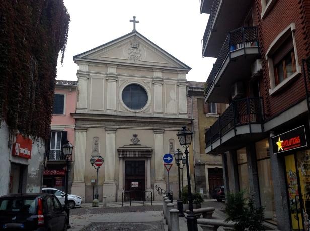 Chiesa Santa Maria della Vittoria copia
