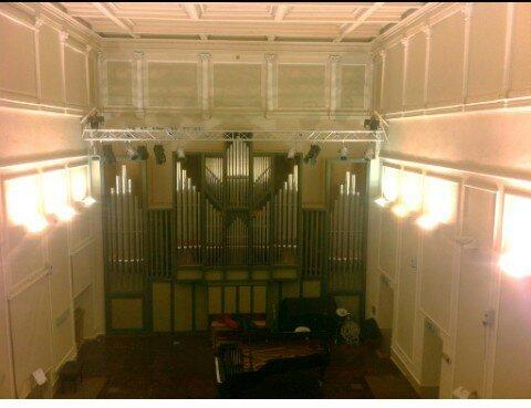 Auditorium Pittaluga