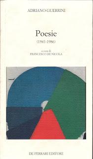Guerrini Adriano - Poesie