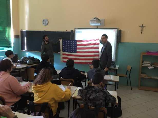 Lezione di storia di Matteo Leddi e Corrado D'Andrea 4