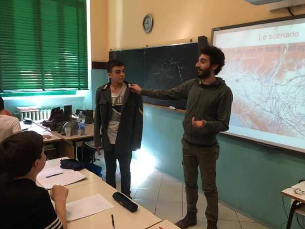 Lezione di storia di Matteo Leddi e Corrado D'Andrea 7
