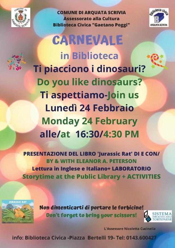 Locandina Biblio_Carnevale2020