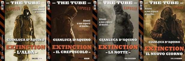 Extinction I-II-III-IV