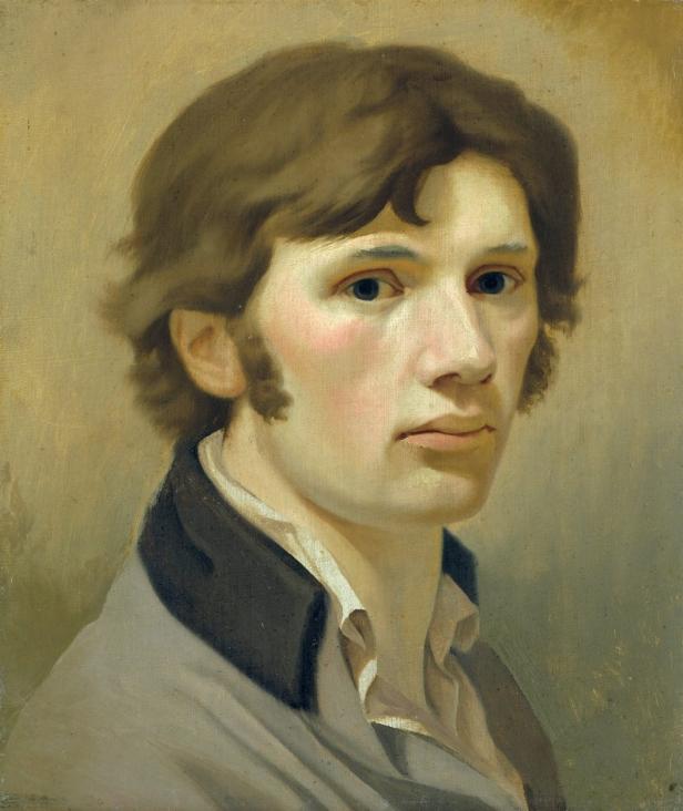 Philipp_Otto_Runge_-_Selbstbildnis_mit_braunem_Kragen_(ca._1802)