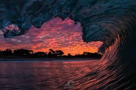 sunset scream