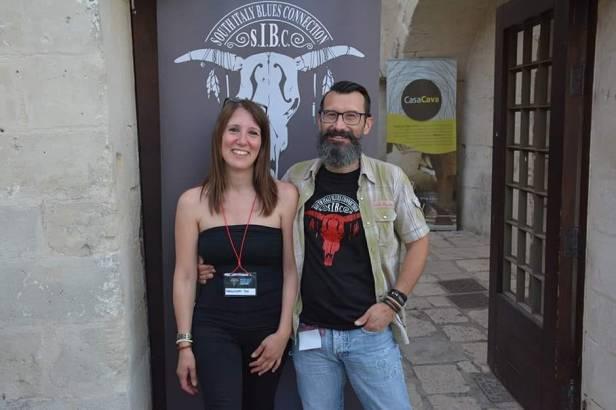Il Duo Linda Salvaggio e Davide Giacobbe