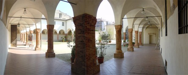mus Chiostro Santa Croce