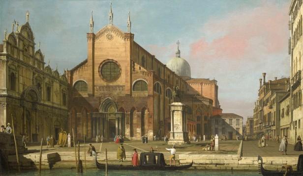 Canaletto_(1697-1768),_Venezia,_campo_Santi_Giovanni_e_Paolo,_1736-1740