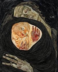 Egon Schiele Madre morta Egon Schiele Art Work Egon   Etsy